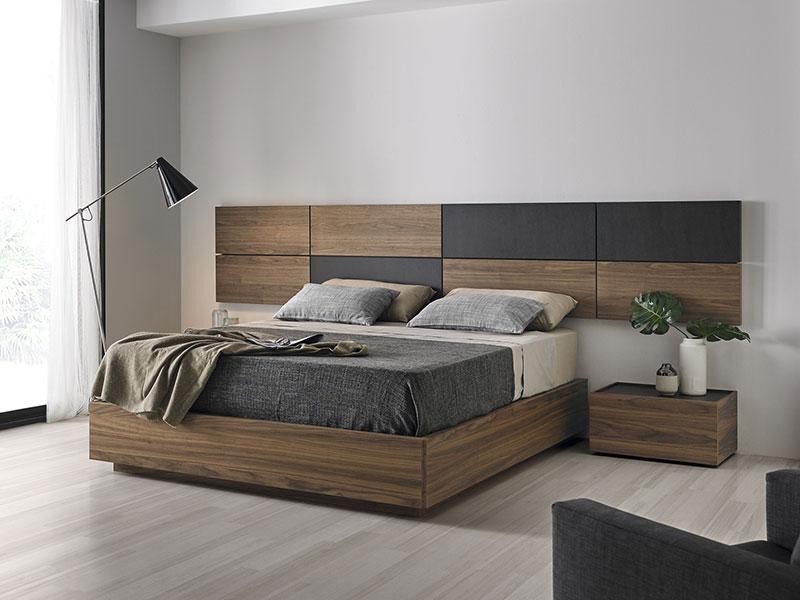 Mobilier pour chambre tendance lits armoires dressings commodes tables de chevet meubles notan - Tendance chambre ...